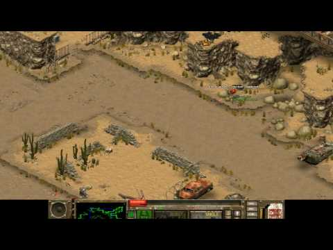 Fallout Tactics: insane tough guy speedrun - #20 Cheyenne Mountain