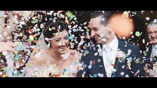 wedding story leanne luke