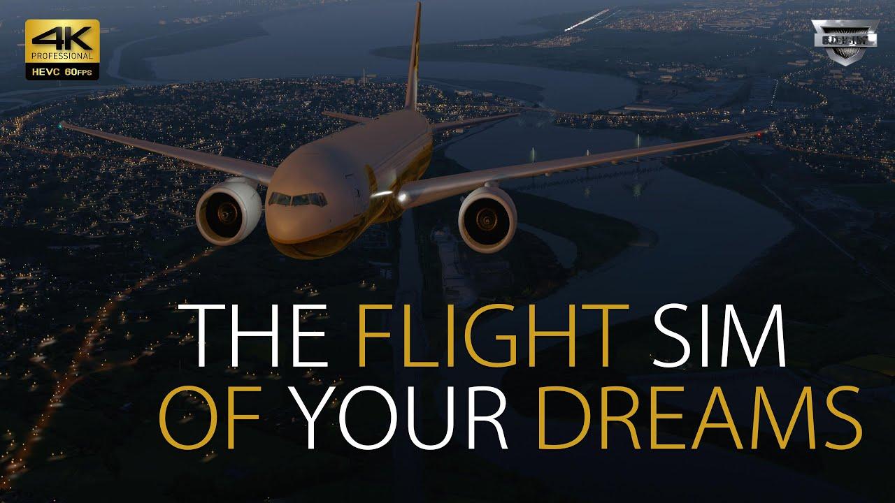 The Flight Simulator of Your Dreams - My PMDG 777 PBR Conversion
