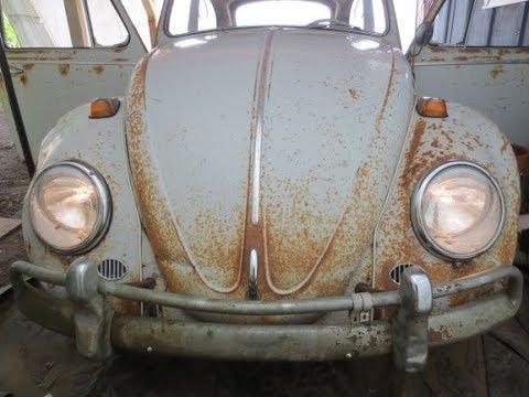 """SHE'S GOT SOUL """"MISTY"""" 1965 VW Beetle"""