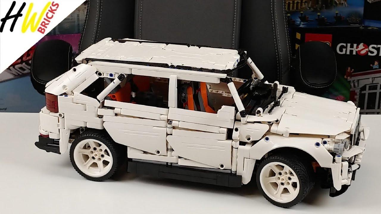 CaDa Bricks c61007 4x4 G5 Off Roader