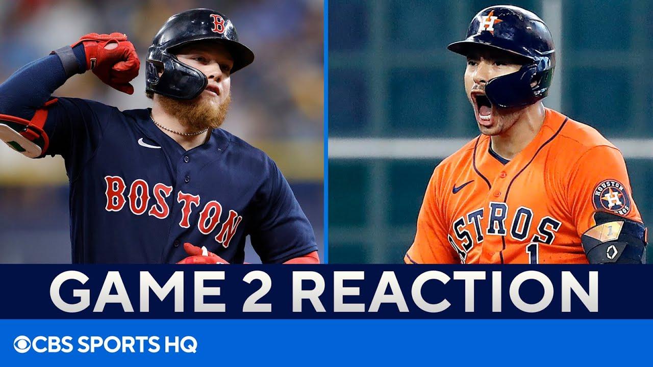 Astros vs. Red Sox picks, ALCS predictions: CBS Sports experts ...