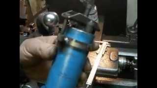 Реставрация электрического топливного насоса