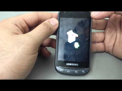 How to Hard Reset Wipe Samsung Galaxy Transform Sprint Boost Mobile Cricket Metro PCS