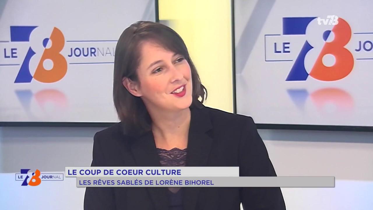 Le coup de coeur culture : les rêves sablés de Lorène Bihorel