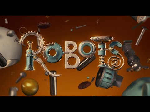 Прохождение игры Robots (Роботы) Часть #1 I Ривет таун.