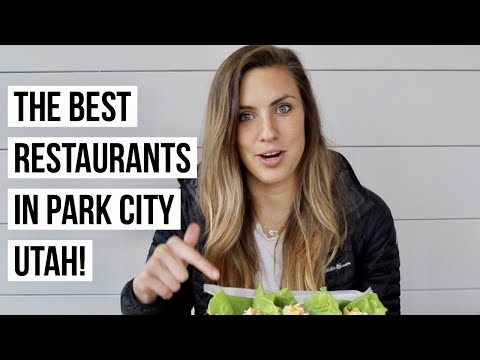 The Best Park City Restaurants: 3 MUST TRY Local Favorites!