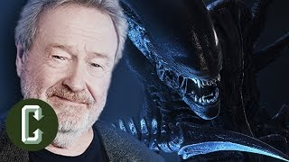 'Alien: Covenant' Sequel Already in Motion According to Ridley Scott  - Collider News