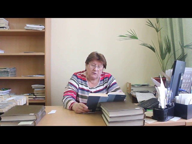 Изображение предпросмотра прочтения – АлександраЗолотова читает произведение «Один день Ивана Денисовича» А.И.Солженицына