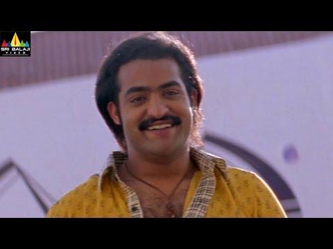 NTR Punch Dialogues | Yamadonga Movie Powerful Dialogues | Sri Balaji Video