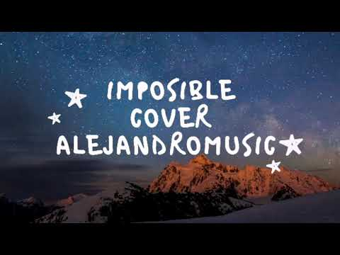 Dream It Possible/Delacey(cover) By Alejandromusic