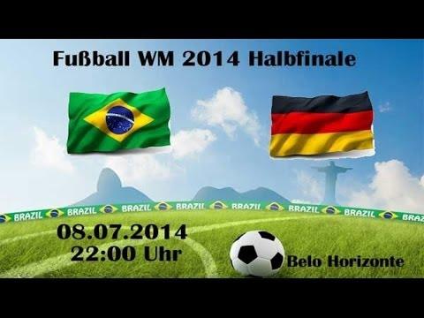Fifa 14 Wm 2014 Halbfinale Brasilien Vs Deutschland 1 7 2 Halbzeit