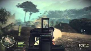 Battlefield Bad Company 2 Vietnam Gameplay - PC