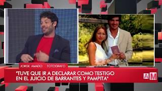 Un conocido paparazzi contó los problemas que tuvo con Pampita