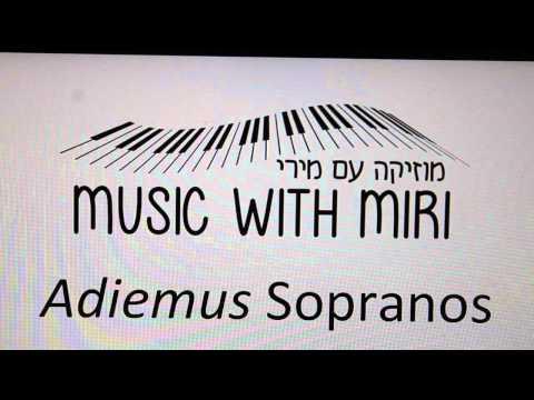 Adiemus Sopranos