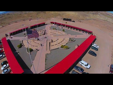 Four Corners Monument - Colorado, Utah, New Mexico, and Arizona