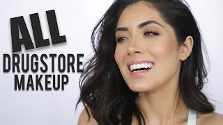 ALL Drugstore Natural Everyday Makeup | Melissa Alatorre