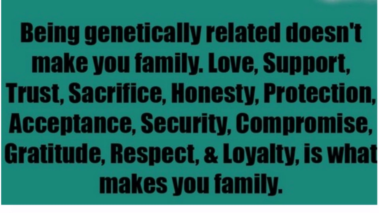 family and loyalty quotes