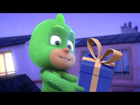 PJ Masks Full Episodes | GEKKO SAVES CHRISTMAS | 1 HOUR Christmas Special |Cartoons for Children #88