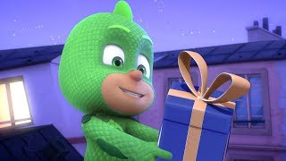 PJ Masks Full Episodes - GEKKO SAVES CHRISTMAS - 1 HOUR Christmas Special thumbnail