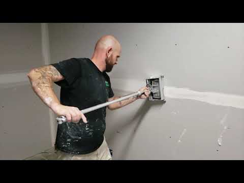 Automatic Drywall Tools