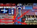 WR3D-How to play ALL ARENAS IN 2K17MOD(No Download,Wrestling Revolution 3D mod)