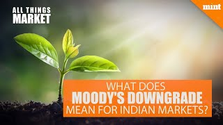Does Moody's downgrade indicate fiscal risks overdone?