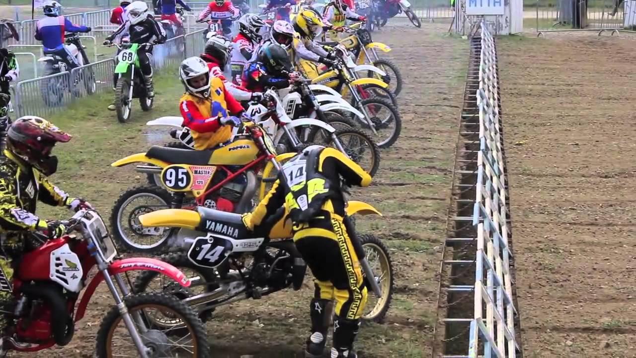 motocross a l'ancienne