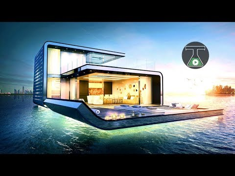 10 Strangest Floating Structures Built on Water