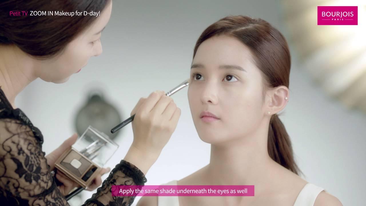 Bourjois Korean Makeup Tutorial