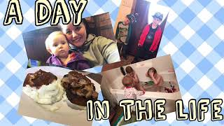A Day In The Life | Three Kids | Morning Routine |SAHWM