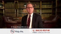 Medical Malpractice Lawyer Knoxville TN : Victims Need a Determined Lawyer : G Tuner Howard III