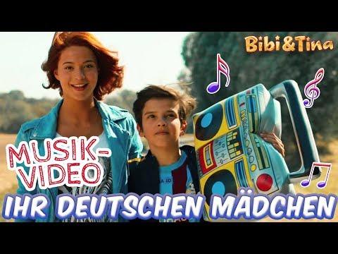 Bibi Tina Ihr Deutschen Mädchen Seid So Musikvideo Aus