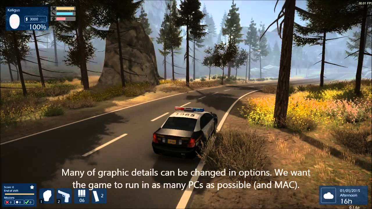 Police Car Games For Free