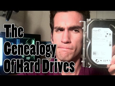 A History of Hard Disk Drives (and How They Work)