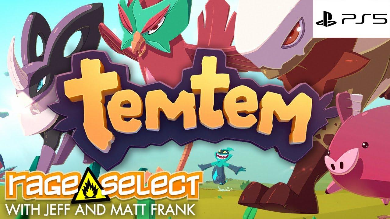 Temtem (The Dojo) Let's Play