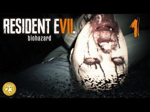 Resident Evil 7 - Der HORROR kann beginnen! #1 | RE 7 Biohazard Deutsch ????+18
