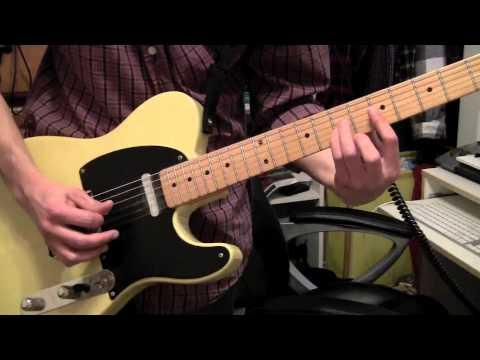 Brand New- Degausser guitar cover