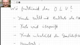 Online-Lastschriftverfahren (OLV)