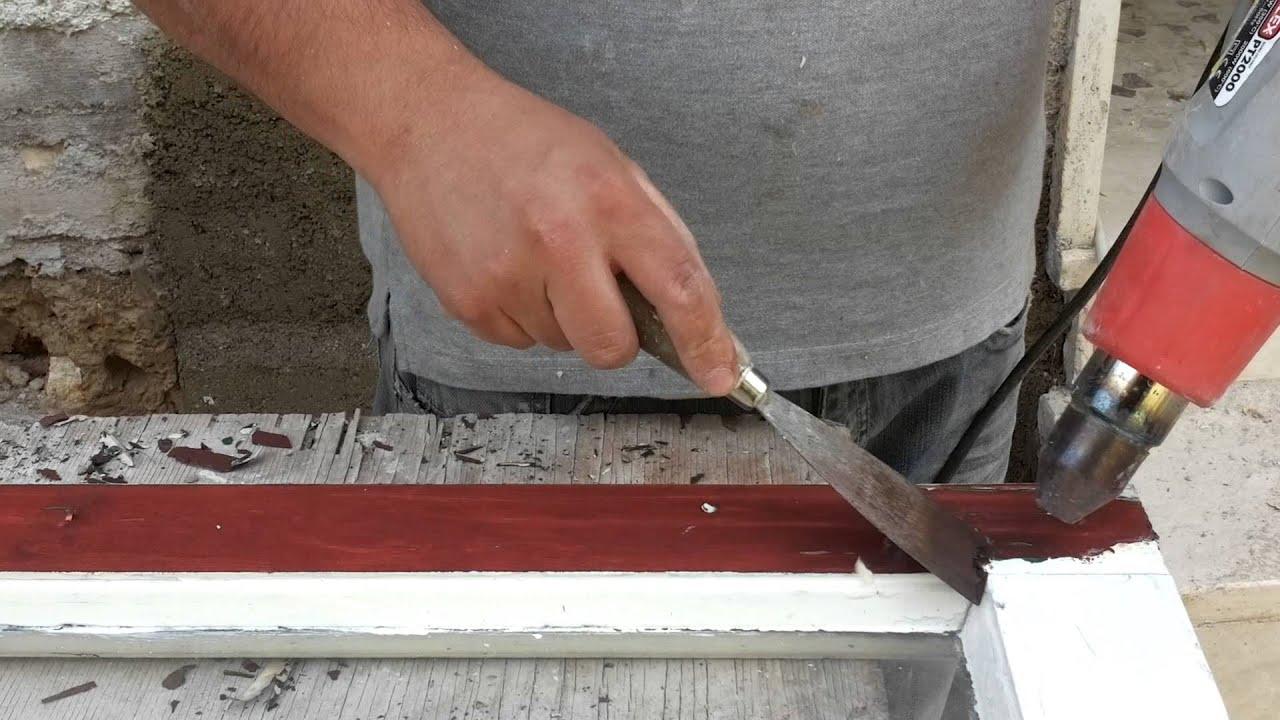 Come verniciare una finestra in legno colori per dipingere sulla pelle - Verniciare una porta in legno ...