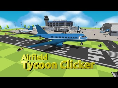 airfield tycoon clicker game hack