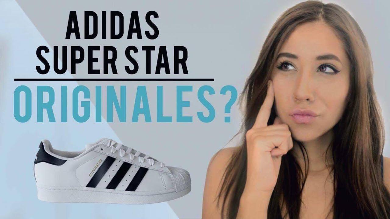 Lo siento segunda mano Perenne  ADIDAS SUPER STAR ORIGINALES VS REPLICA - Dani Lozano ♥️ - YouTube