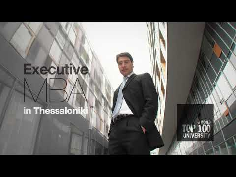 Executive MBA in Thessaloniki