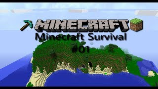 Minecraft Survival #01