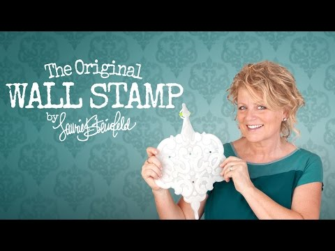 Original Wall Stamp Transform Your Walls In Minutes