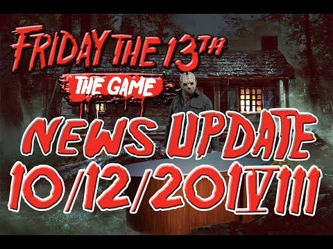 Friday the 13th The Game News Update