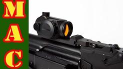 Midwest Industries AK Mini Dot Mount Review