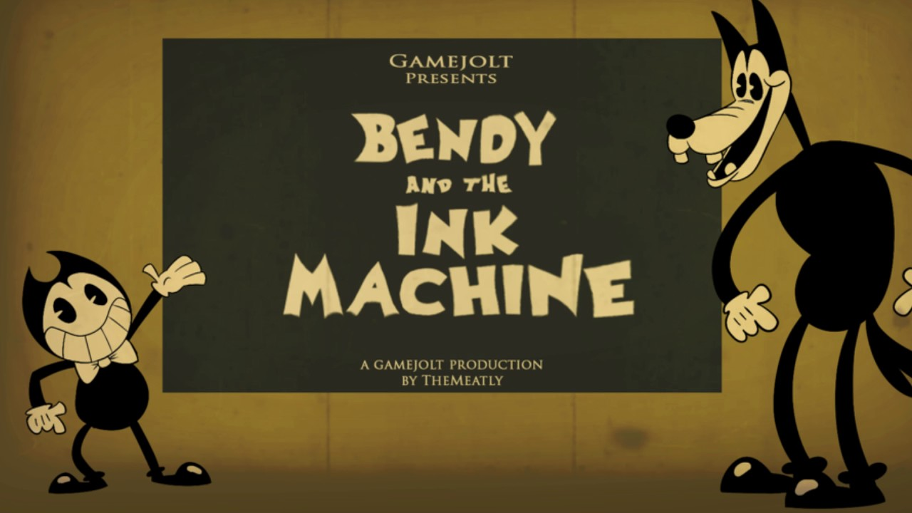 bendy and the ink machine song remix