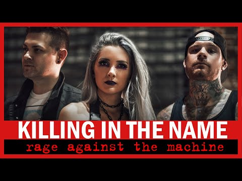 KILLING IN THE NAME CHALLENGE – Rage Against the Machine – Halocene for Black Lives Matter