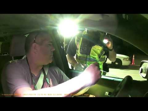 Civil Rights Investigations-DUI Checkpoint-JSO Respects Our Right To Remain Silent